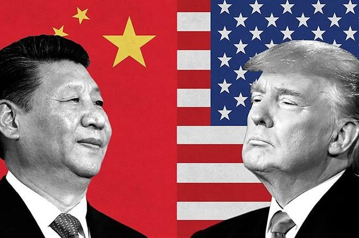Balas Trump China Segera Naikan Tarif Impor Produk AS Hingga 25 Persen