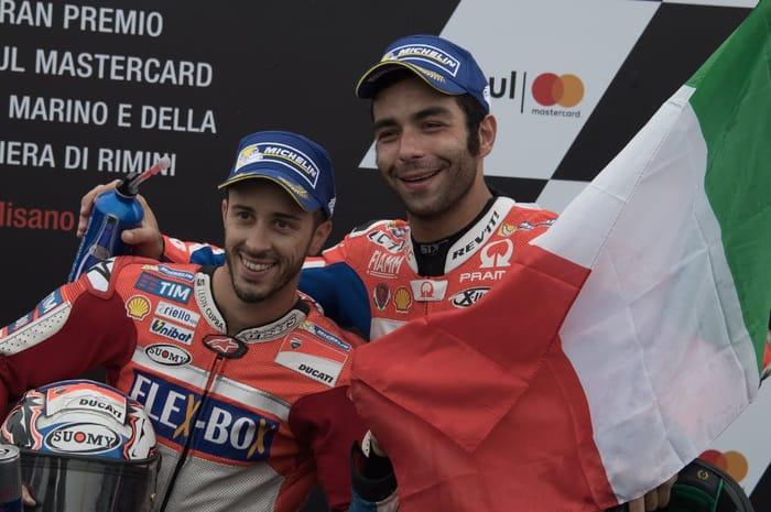 Juara di MotoGP Italia, Petrucci Jawab Tantangan Ducati
