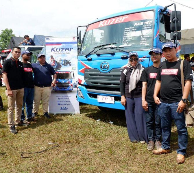 Astra UD Trucks Gelar Roadshow dan Kopdar  Memperkuat Solidaritas antar Komunitas Truk di Solo