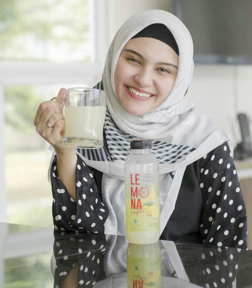 Manfaat Air Lemon Maksimal Ada di De Lemona, Bisa Turunkan Berat Badan