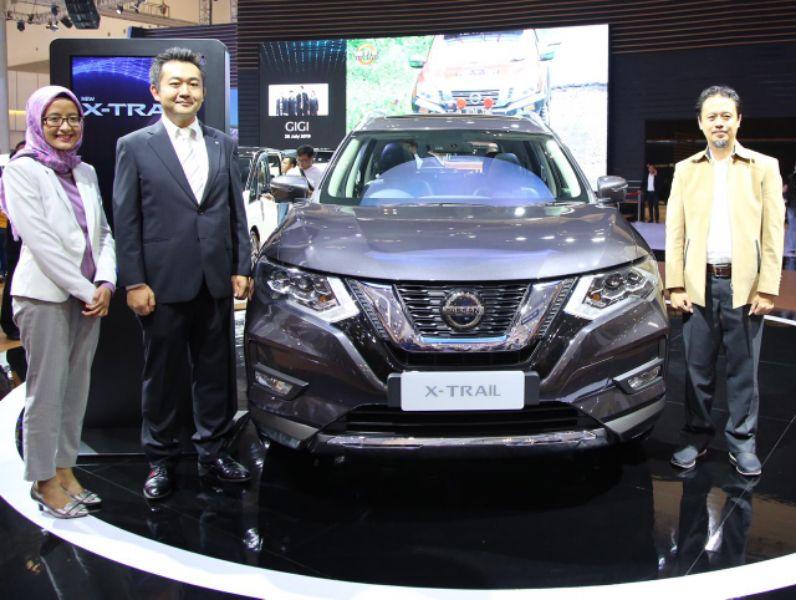 Teknologi New Nissan X-Trail Hadirkan Berkendara Aman dan Menyenangkan