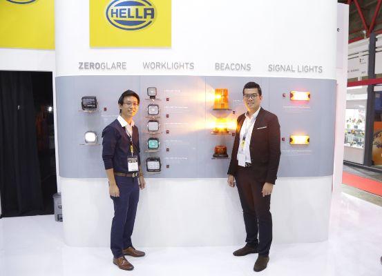 HELLA Luncurkan Dua Produk Lampu Inovatif Industri Pertambangan