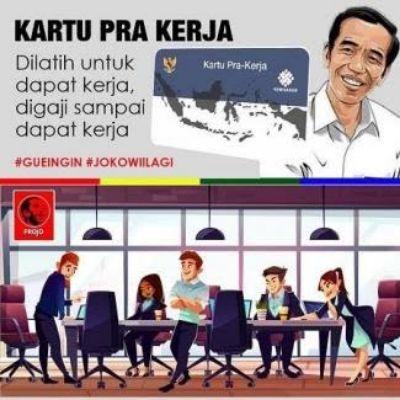Mulai Tahun 2020, Presiden Jokowi Berikan Gaji Pengangguran, Begini Persyaratannya!