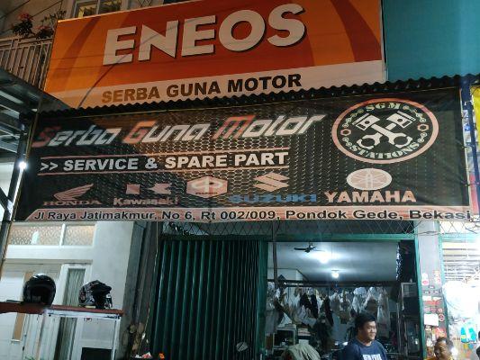 Kisah Serba Guna Motor, Bengkel Tertua di Pondok Gede