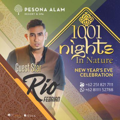 Sambut Tahun Baru, Pesona Alam Resort dan Spa Usung Tema 1001 Nights in Nature
