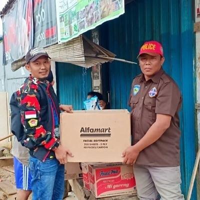 Komunitas Scorpio Donasikan Bantuan bagi Banjir Bandang dan Tanah Longsor Kabupaten Lebak-Banten