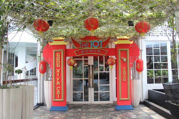 THE 101 Hotel Bogor Ajak Tamu Sambut IMLEK dan Cap Go Meh dengan Sajian yang Premium