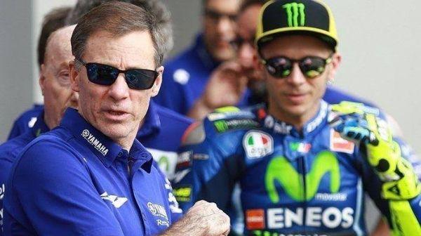 Rossi Adalah Pebalap Langka! Hal Ini Diakui Langsung Bos Yamaha