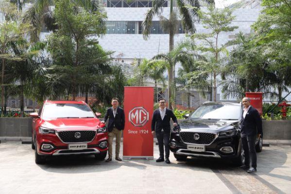 Siap Bersaing, MG HS Resmi Mengaspal di Indonesia
