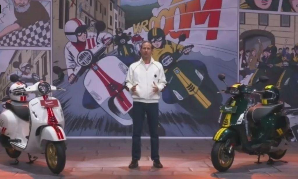 Rilis Vespa Racing Sixties, Piaggio Nostalgia Kejayaan Balap Tahun 60-an