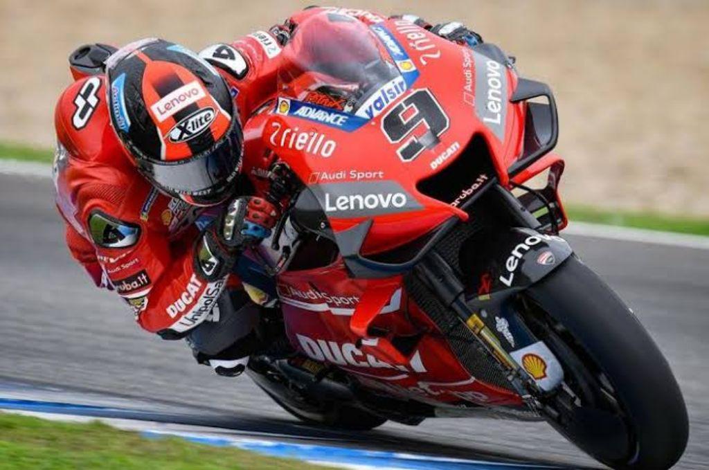 Pebalap Ducati Corse, Danilo Petrucci berhasil juarai MotoGP Prancis 2020. (istimewa) | jakartainsight.com