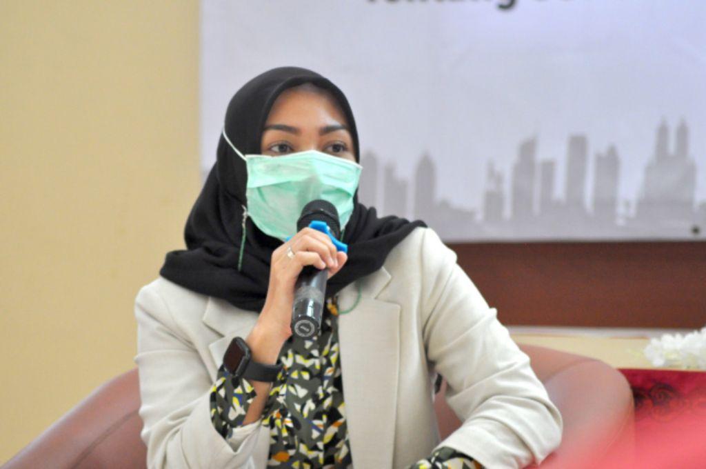 Karina Puti Ayu, Direktur Utama PT Palma Corp. | jakartainsight.com