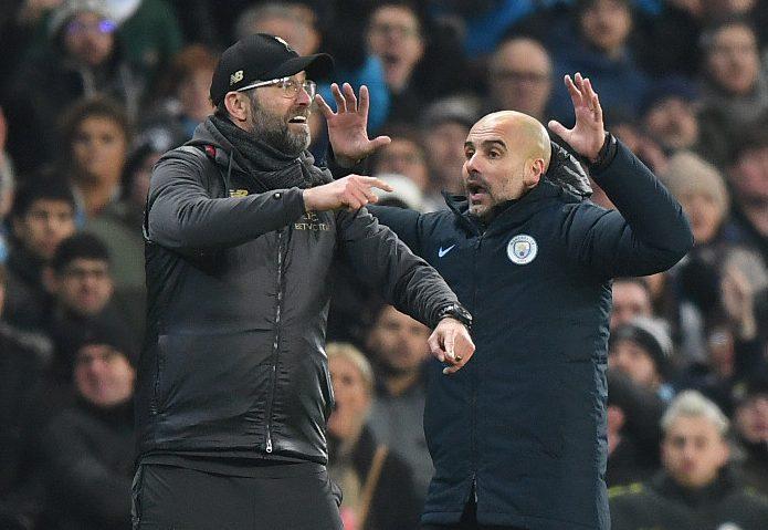 Gara-gara Klopp, Guardiola Singgung Tinggalkan Manchester City