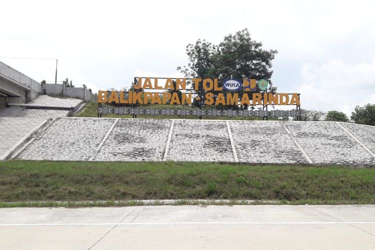 Berjarak Hampir 100 km, Tol Balikpapan-Samarinda Segera Beroperasi