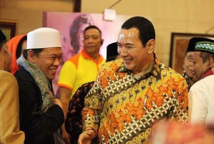 Golkar PPP dan PAN  Kompak NIlai Pertemuan Berkarya dan PKS Tidak Ada Pengaruh Politik