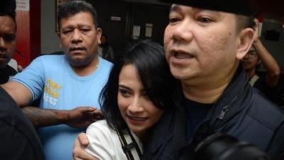 Vanessa Angel Kembali Diamankan Polisi, Kali ini Terkait Narkoba